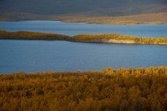Stenbacken, Torne träsk och Andøya