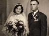 Vigsel mellan Sigurd Rudholm och Helga Eriksson